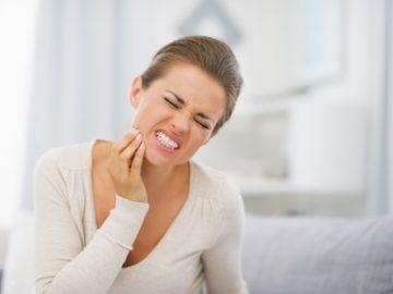 chore zęby