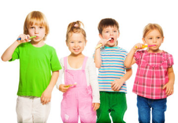 pierwsza wizyta u dentysty z dzieckiem