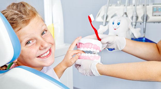 zielona góra dzieci u dentysty wizyta