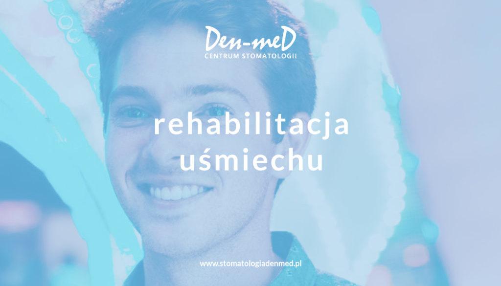 rehabilitacja uśmiechu